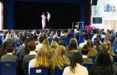 Romeo&Juliet for Year 11 pupils