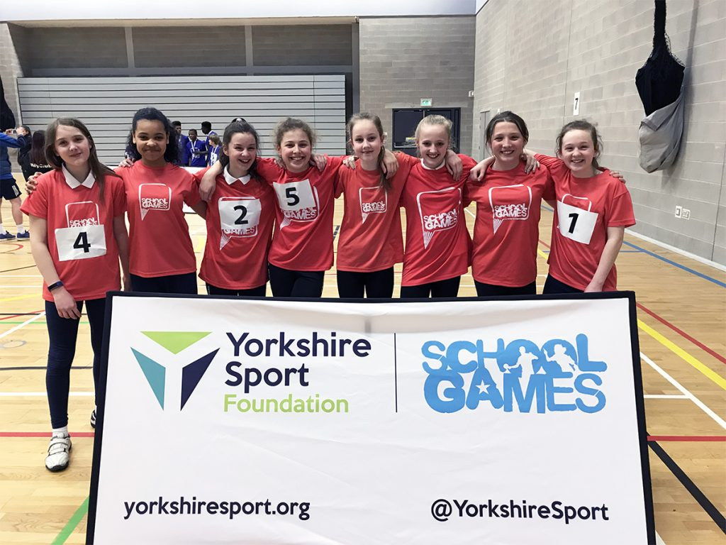 WY Indoor Athletics champions 2018