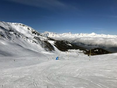 Skiing trip to Italy - February 2018
