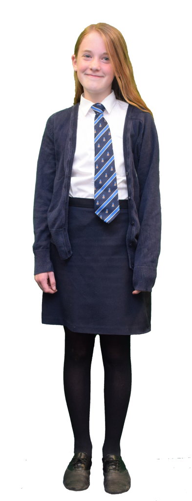 Kettlethorpe uniform example - girl