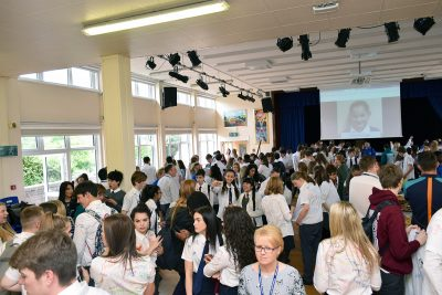 Year 11 Leavers Assembly 2018