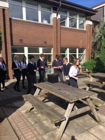 Election for Headboy / Headgirl - June 2018
