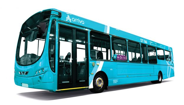 Image result for arriva school bus