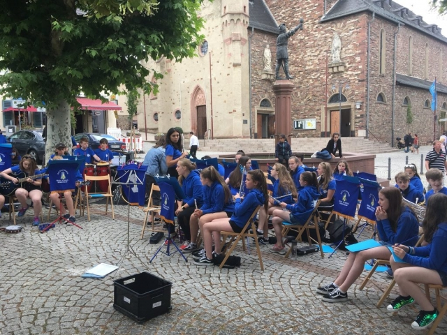 Music Tour of Germany, Rhine Valley 2018