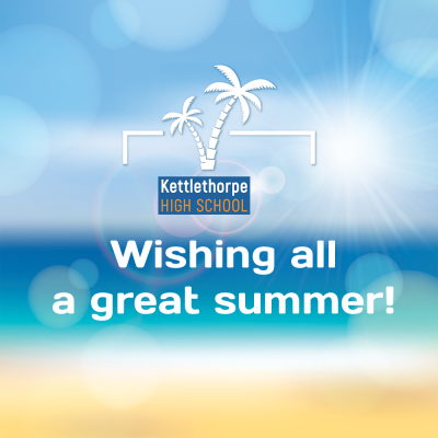 Wishing all a great summer