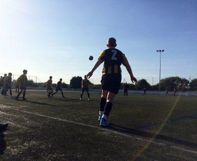 Kettlethorpe-Minsthorpe football game Sept 2019