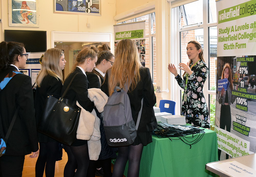 Careers Fair - October 2019