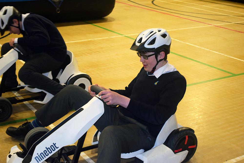 STEM karting event - February 2020