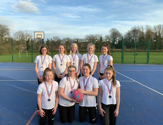 U13 Wakefield District netball tournament