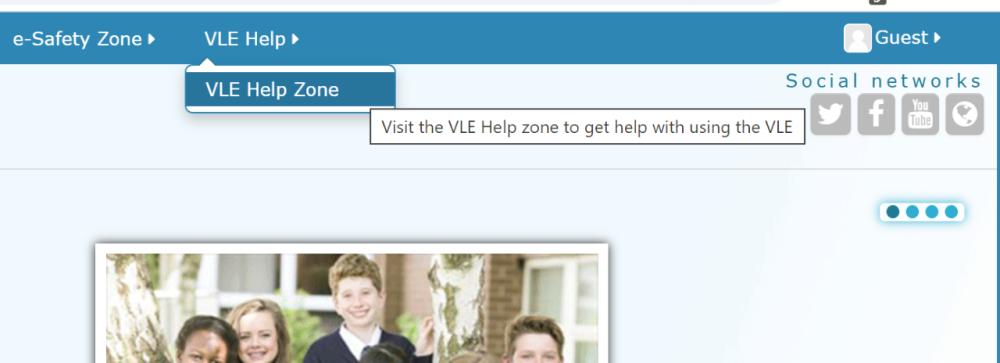 VLE Help Zone