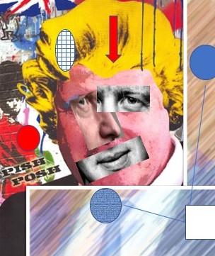 Y8 Cubist artwork May 2020
