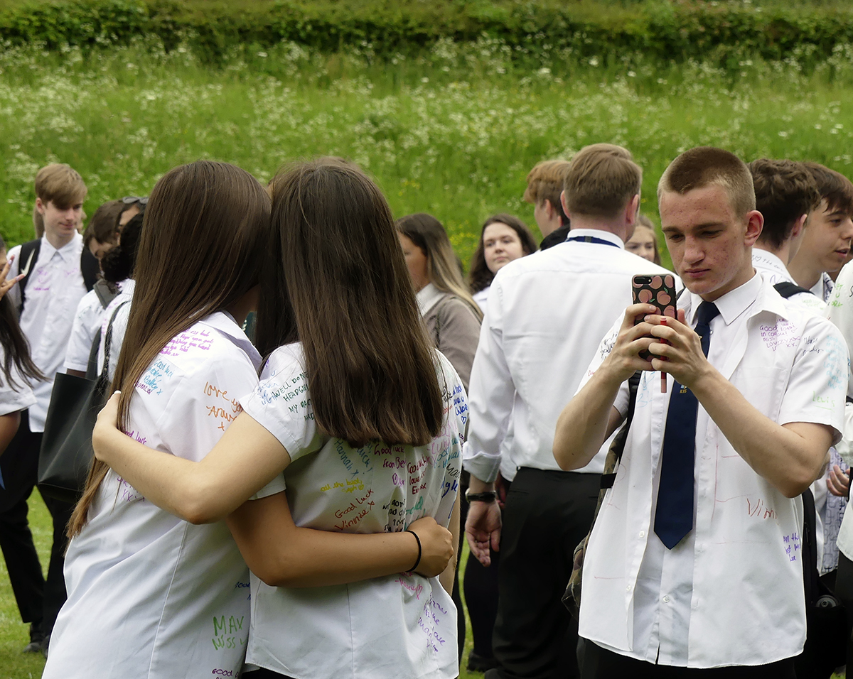 Year 11 - Leavers' party