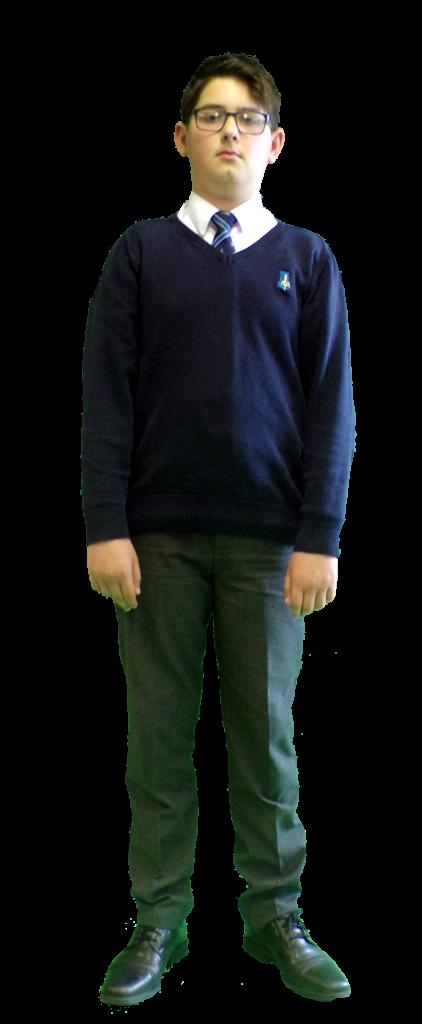 Kettlethorpe uniform example - girl