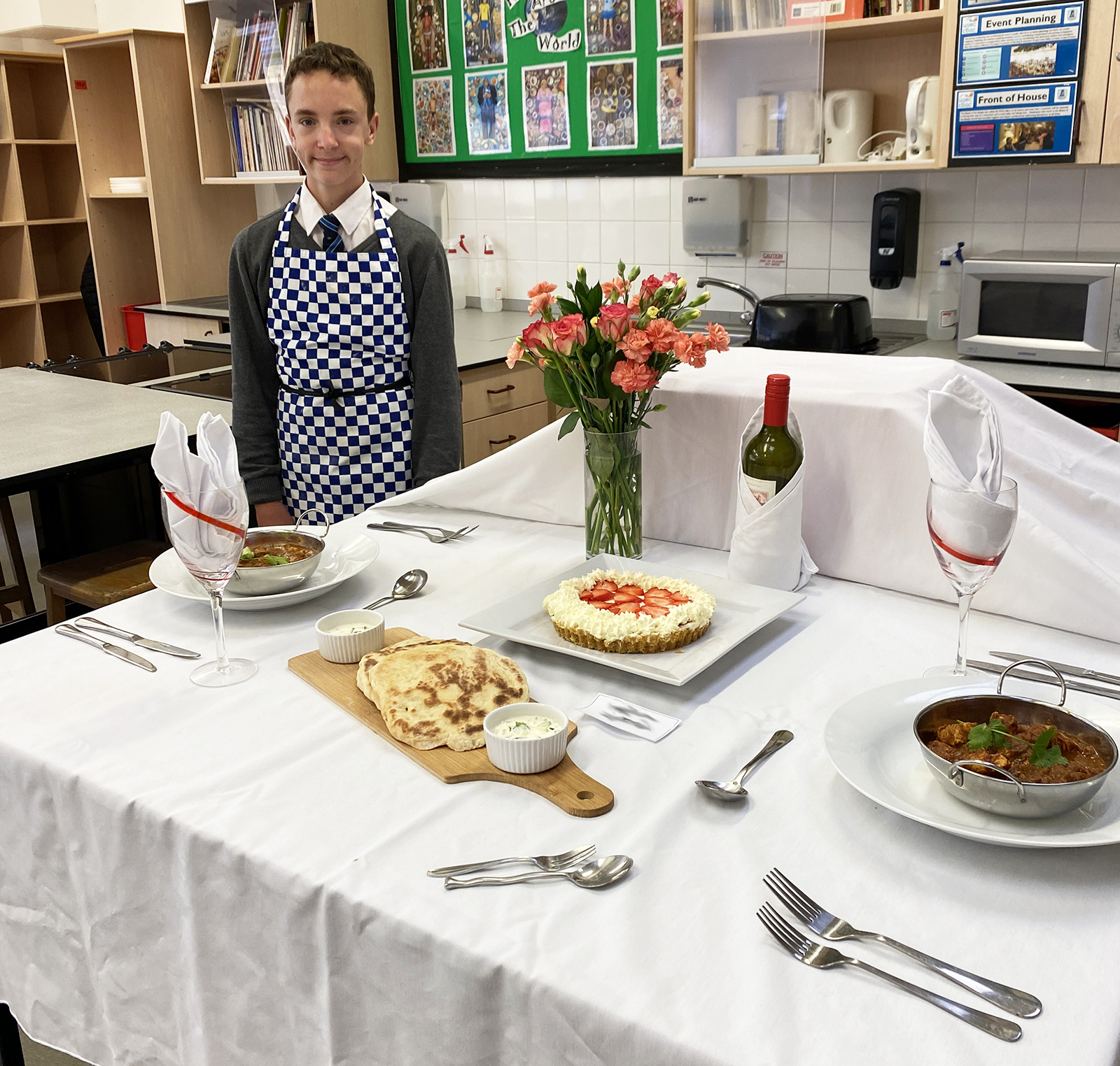 Year 10 Hospitality & Catering PPE